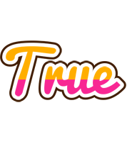 True smoothie logo