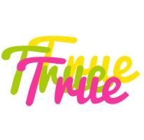 True sweets logo