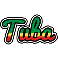 Tuba african logo