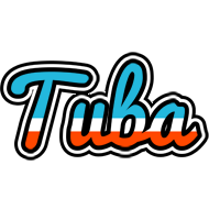 Tuba america logo