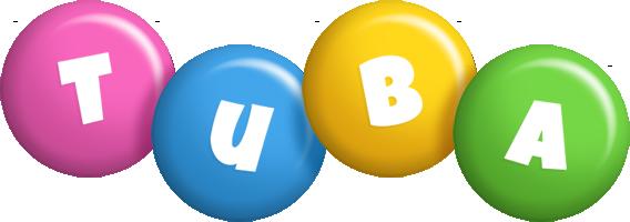Tuba candy logo