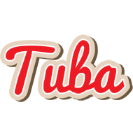 Tuba chocolate logo