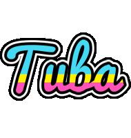 Tuba circus logo