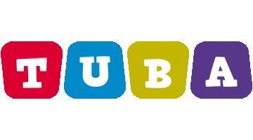Tuba daycare logo