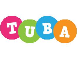 Tuba friends logo