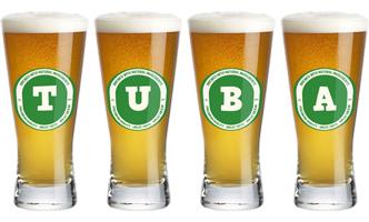 Tuba lager logo