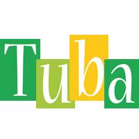 Tuba lemonade logo