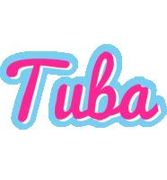 Tuba popstar logo
