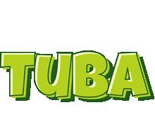 Tuba summer logo