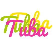 Tuba sweets logo