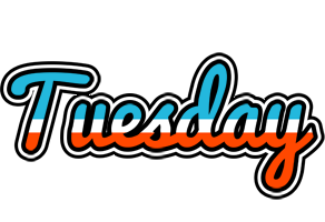 Tuesday america logo