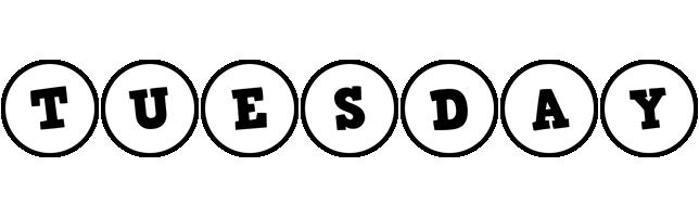 Tuesday handy logo