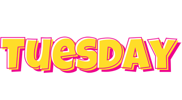 Tuesday kaboom logo