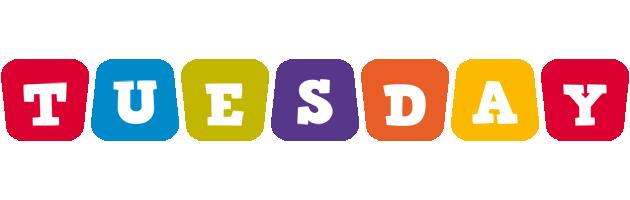 Tuesday kiddo logo