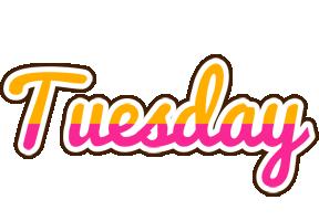 Tuesday smoothie logo
