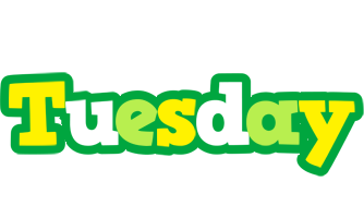 Tuesday soccer logo