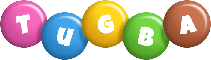 Tugba candy logo