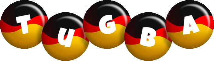 Tugba german logo