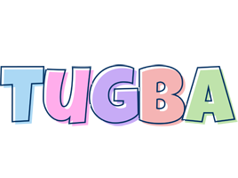 Tugba pastel logo