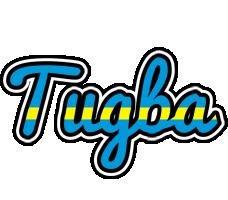 Tugba sweden logo