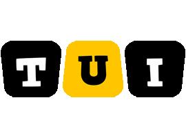 Tui boots logo