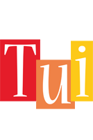 Tui colors logo