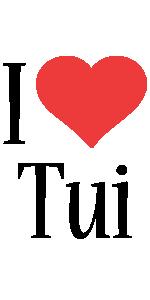 Tui i-love logo