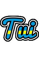 Tui sweden logo