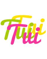 Tui sweets logo