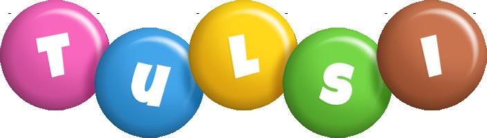 Tulsi candy logo