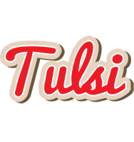 Tulsi chocolate logo