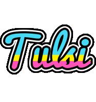 Tulsi circus logo