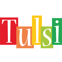 Tulsi colors logo