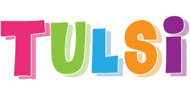 Tulsi friday logo