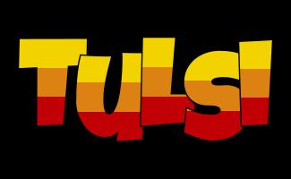 Tulsi jungle logo