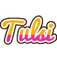 Tulsi smoothie logo