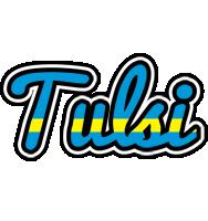 Tulsi sweden logo