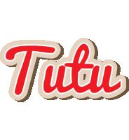 Tutu chocolate logo