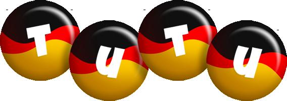 Tutu german logo