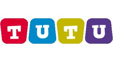 Tutu kiddo logo
