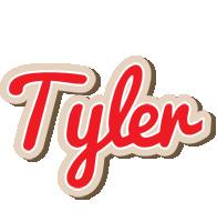 Tyler chocolate logo