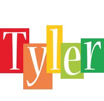 Tyler colors logo
