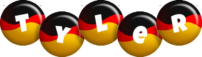 Tyler german logo