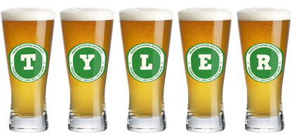 Tyler lager logo