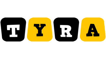 Tyra boots logo