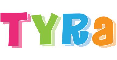 Tyra friday logo