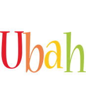 Ubah birthday logo