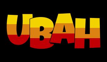 Ubah jungle logo