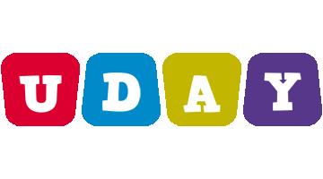 Uday kiddo logo