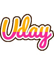 Uday smoothie logo